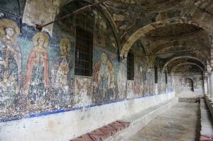 fresco in the Gallery of Shen Kolli